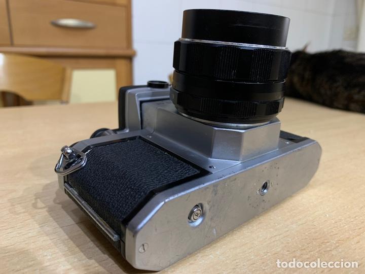 Cámara de fotos: Pentax SV con Fotometro y Súper Takumar 55mm 1.8 - Foto 7 - 215101535