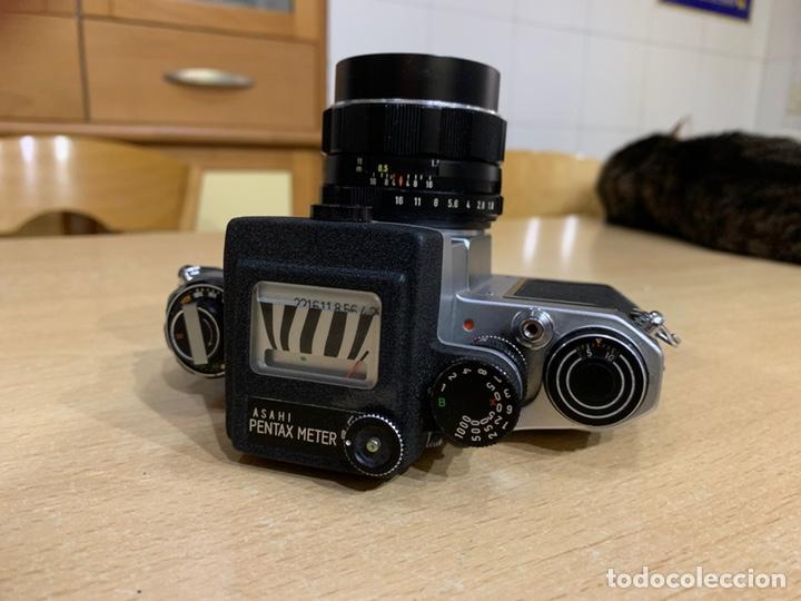 Cámara de fotos: Pentax SV con Fotometro y Súper Takumar 55mm 1.8 - Foto 8 - 215101535