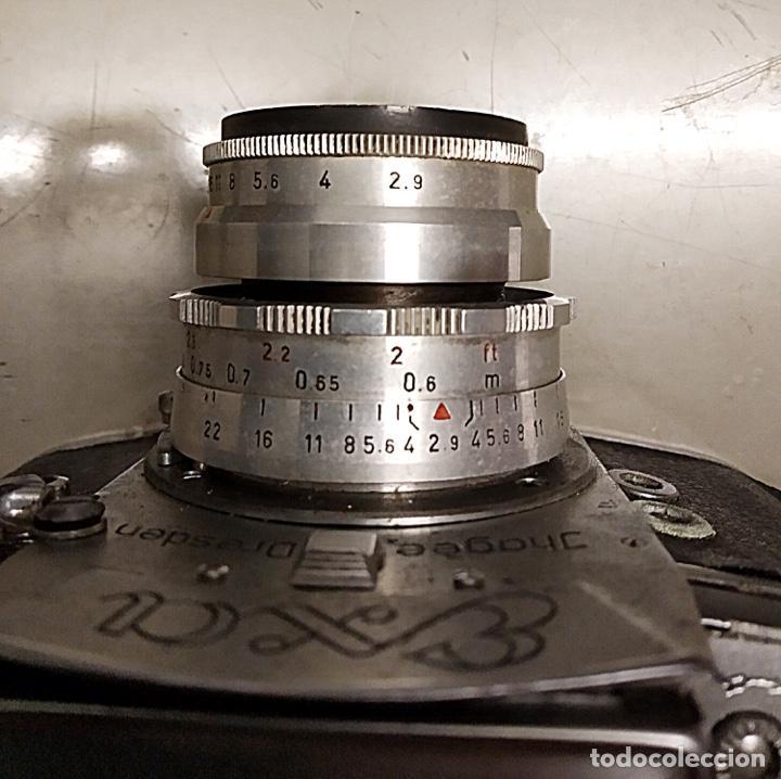 Cámara de fotos: camara EXA EXAKTA - Foto 8 - 194229905