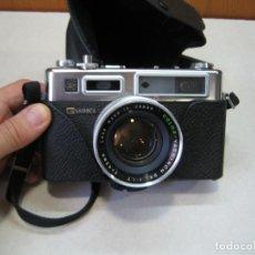 Cámara de fotos: ANTIGUA CÁMARA DE FOTOS YASHICA. Lote 217251923
