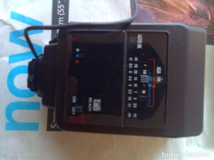 Cámara de fotos: lote cámara Zenit 122 + flash - Foto 11 - 218530136