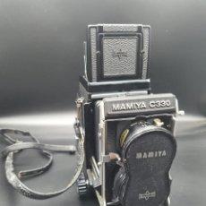 Cámara de fotos: CAMARA DE FOTOS MAMIYA C330 PROFESSIONAL. Lote 219169960
