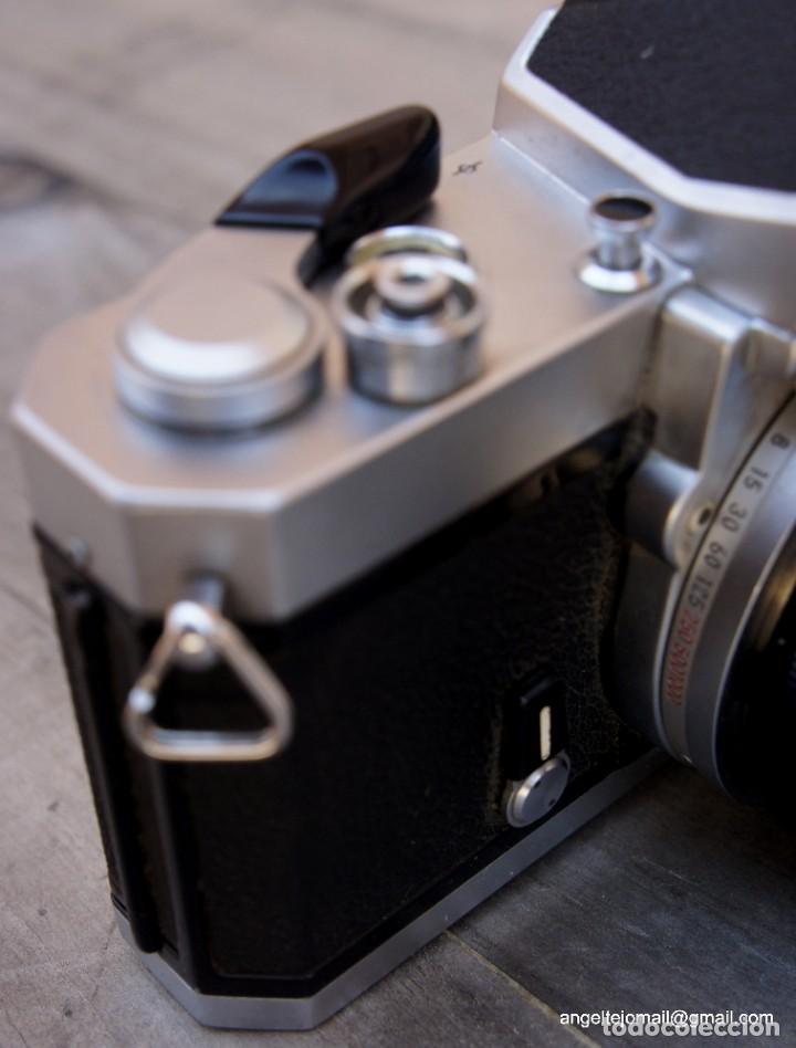 Cámara de fotos: NIKKORMAT, Nikon, FT2.Con 28 2,8 - Foto 3 - 219174030