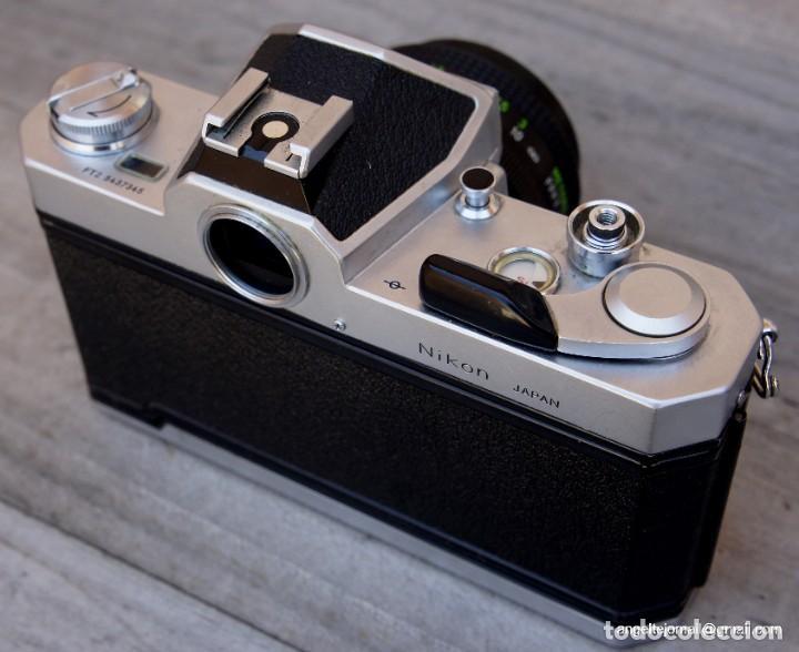 Cámara de fotos: NIKKORMAT, Nikon, FT2.Con 28 2,8 - Foto 4 - 219174030