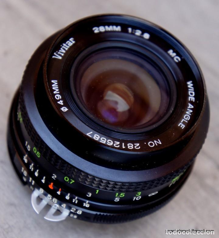 Cámara de fotos: NIKKORMAT, Nikon, FT2.Con 28 2,8 - Foto 9 - 219174030