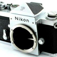 Cámara de fotos: NIKON F EN EXCEPCIONAL ESTADO.. Lote 219409705