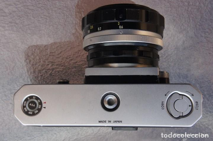 Cámara de fotos: Excepcional Nikon de colección.Estado de Museo.Nikon F, Prism Finder.con Nikkor 50 1 / 1,2 - Foto 6 - 219891708