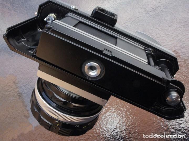 Cámara de fotos: Excepcional Nikon de colección.Estado de Museo.Nikon F, Prism Finder.con Nikkor 50 1 / 1,2 - Foto 9 - 219891708