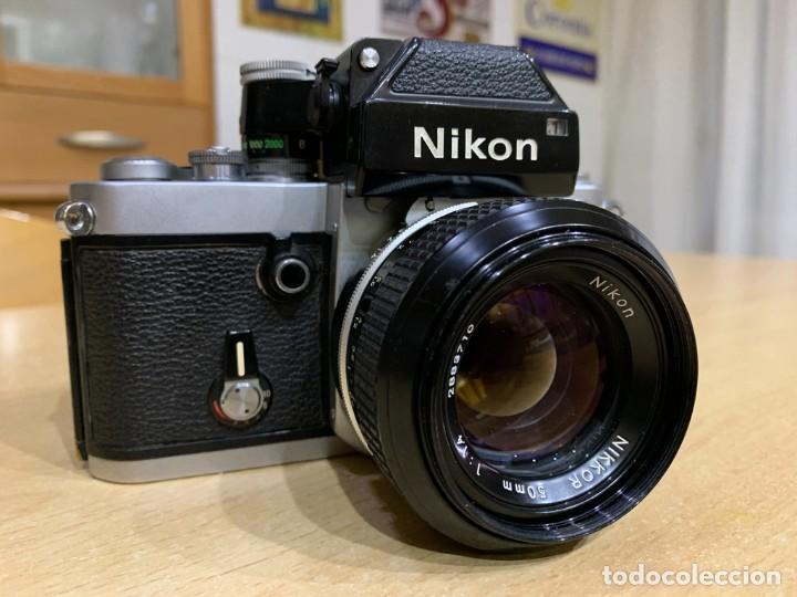 NIKON F2 (Cámaras Fotográficas - Réflex (no autofoco))