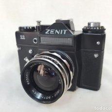 Cámara de fotos: ZENIT 11 CON ISCO GOTTINGEN WESTRON. 1985.. Lote 220289215