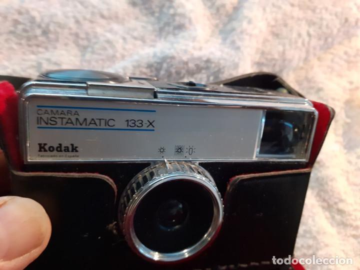 CAMARA DE FOTOS INSTAMATIC 133 X (Cámaras Fotográficas - Réflex (no autofoco))