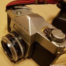 Cámara de fotos: CAMARA DE FOTOGRAFIA REFLEX. Lote 221339565