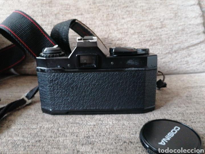 Cámara de fotos: Cámara Cosina Ct1 súper + objetivo + accesorios - Foto 3 - 221580481