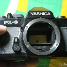 Cámara de fotos: CUERPO YASHICA FX3. Lote 221664105