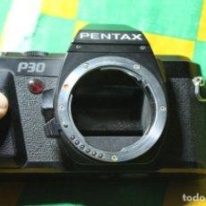 Cámara de fotos: CUERPO PENTAX P30. Lote 221664545