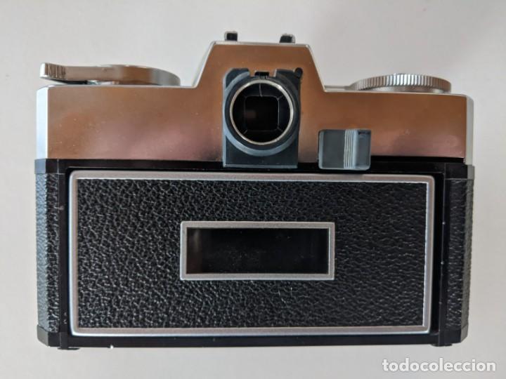 Cámara de fotos: ZEISS IKON CONTAFLEX 126 - AÑOS 60 - EN EXCELENTE ESTADO - OPTICA ZEISS TESSAR 28/45 2.8/45mm - Foto 2 - 221775555