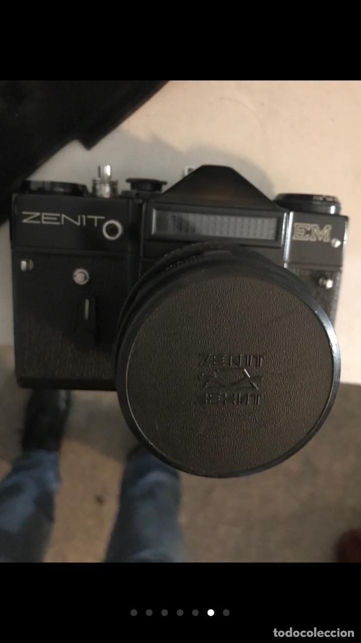 Cámara de fotos: Camara fotográfica Zenith EM - Foto 6 - 222141525