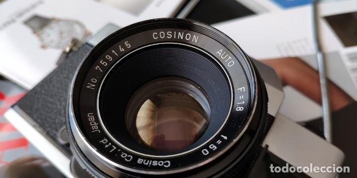 Cámara de fotos: COSINON AUTOF M42 ZENIT - Foto 3 - 222238840