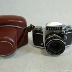 Cámara de fotos: 35 MM SLR.EXAKTA VAREX IIA.1961.FUNCIONA.CON FUNDA. Lote 222275500