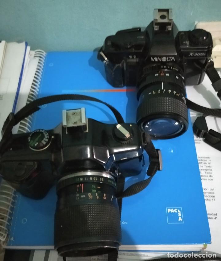 MÁQUINAS FOTOGRÁFICAS (Cámaras Fotográficas - Réflex (no autofoco))