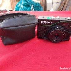 Cámara de fotos: CAMARA DE FOTOS WERLISA. Lote 222432263