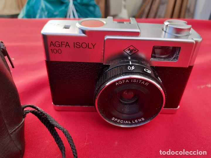 Cámara de fotos: camara de fotos ALFA ISOLY 100 - Foto 2 - 222432340