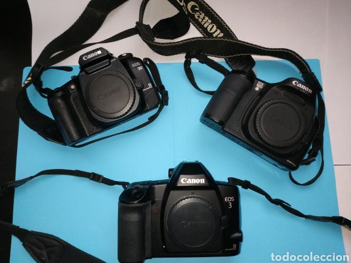 Cámara de fotos: Canon EOS 30D - Foto 2 - 222505057