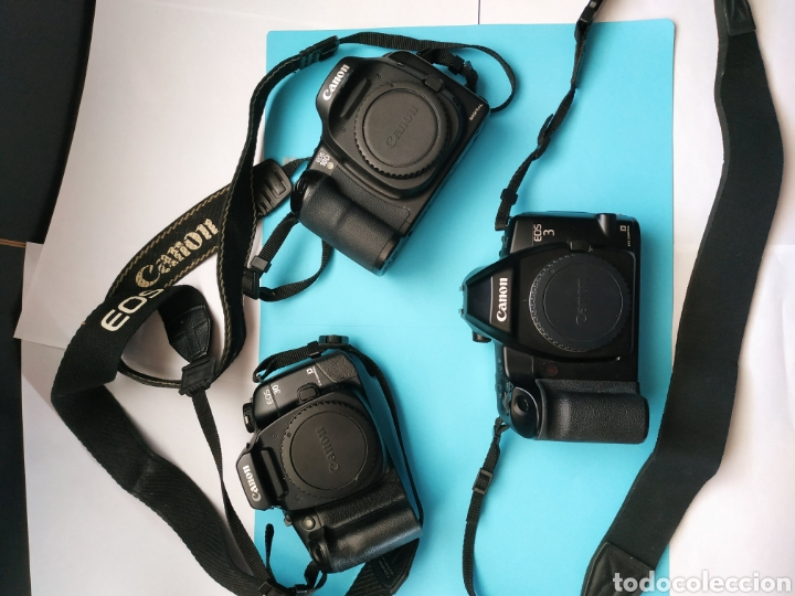 Cámara de fotos: Canon EOS 30D - Foto 3 - 222505057