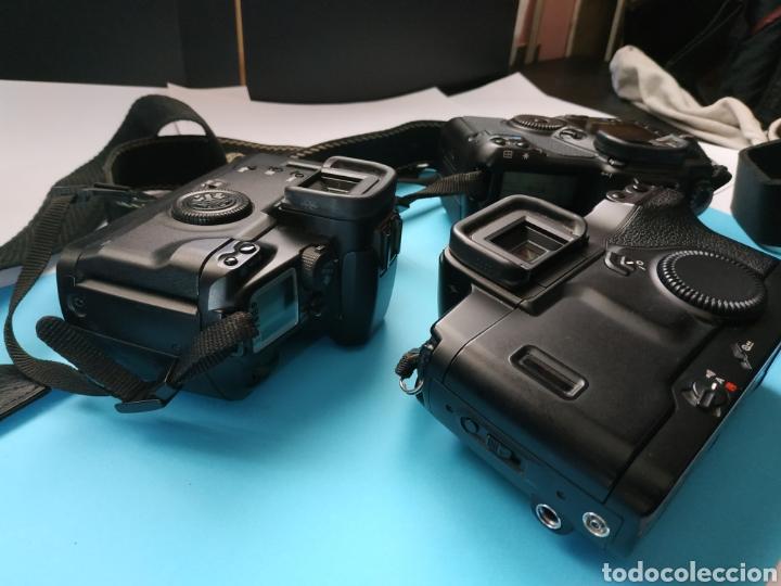 Cámara de fotos: Canon EOS 30D - Foto 4 - 222505057