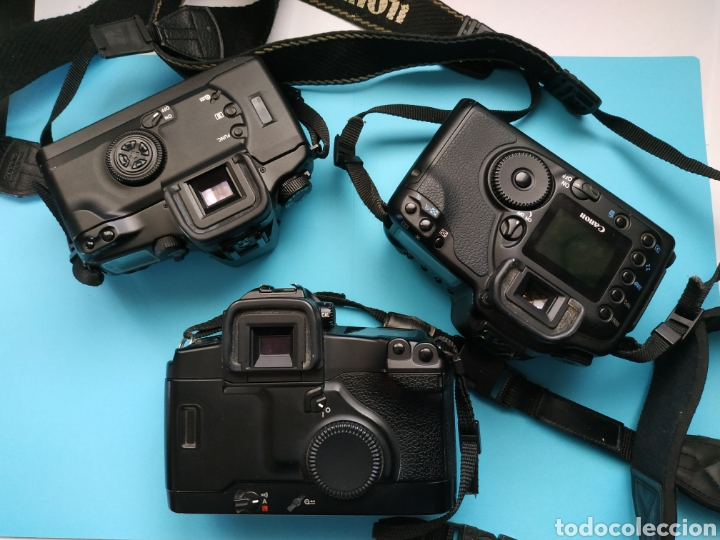 Cámara de fotos: Canon EOS 30D - Foto 6 - 222505057
