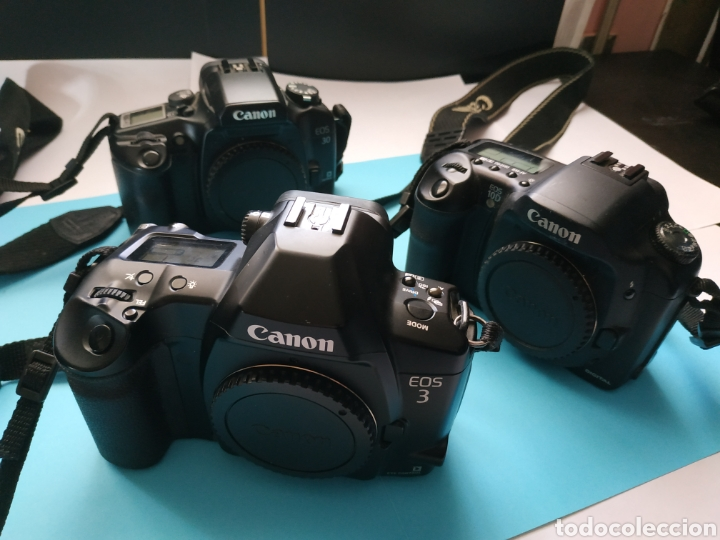 Cámara de fotos: Canon EOS 30D - Foto 8 - 222505057