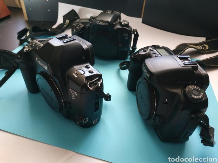 Cámara de fotos: Canon EOS 30D - Foto 9 - 222505057