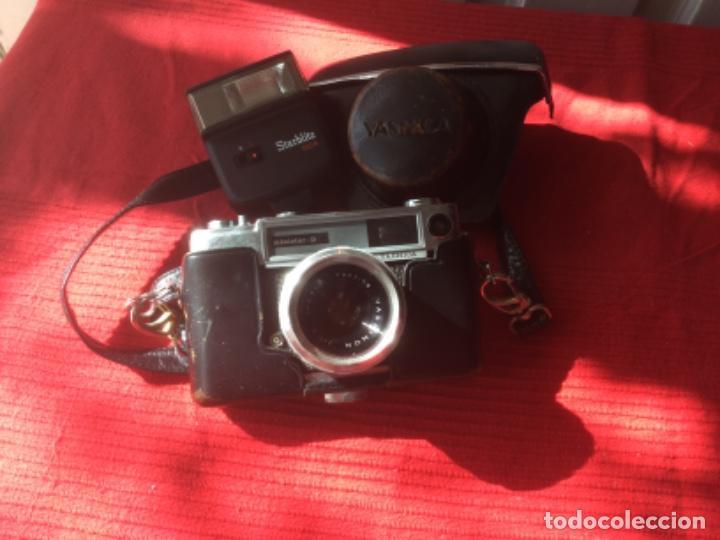 Cámara de fotos: Cámara de Fotos YASHIKA MINISTER D. Funcionando - Foto 2 - 222654211