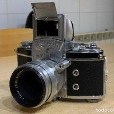 Cámara de fotos: EXAKTA VAREX II A. Lote 223312330