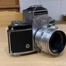Cámara de fotos: EXAKTA VAREX II A VISOR TRAVEMAT. Lote 223313212
