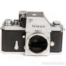 Cámara de fotos: NIKON F PHOTOMIC FTN. Lote 223407533