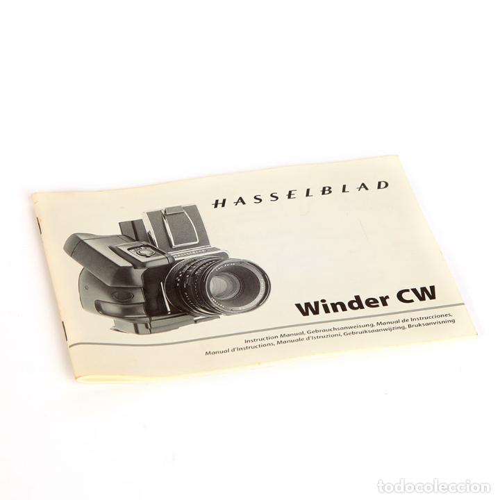 Cámara de fotos: hasselblad motor-winder cw - Foto 4 - 43093633