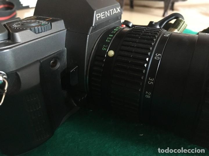 Cámara de fotos: CAMARA PENTAx P30T ZOO 28-80 MM y FLAX AF 260 - Foto 3 - 224923947