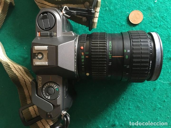 Cámara de fotos: CAMARA PENTAx P30T ZOO 28-80 MM y FLAX AF 260 - Foto 4 - 224923947