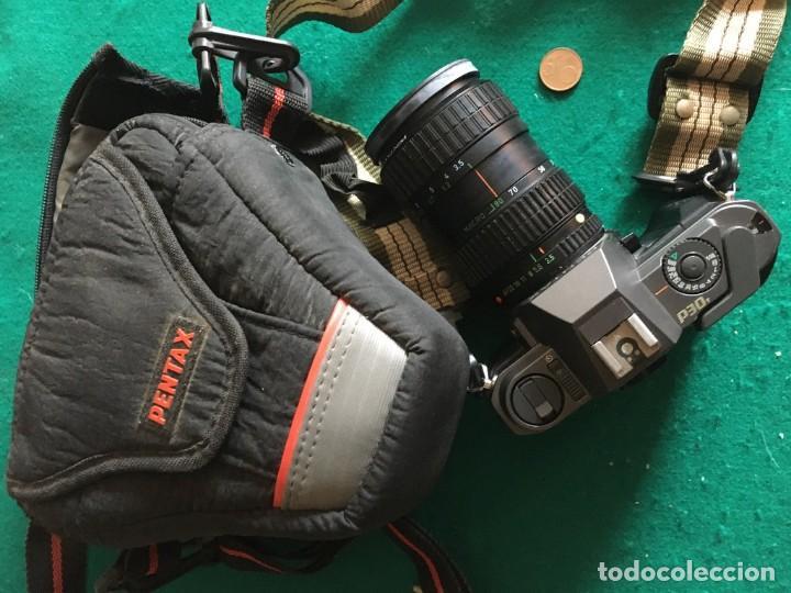 Cámara de fotos: CAMARA PENTAx P30T ZOO 28-80 MM y FLAX AF 260 - Foto 10 - 224923947