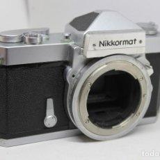 Cámara de fotos: CUERPO NIKON NIKKORMAT FTN. Lote 225186873