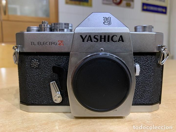 YASHICA TL ELECTRO X (Cámaras Fotográficas - Réflex (no autofoco))