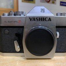 Cámara de fotos: YASHICA TL ELECTRO X. Lote 225996446
