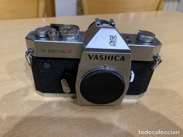 Cámara de fotos: YASHICA TL ELECTRO X - Foto 2 - 225996446