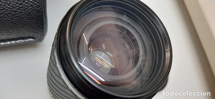 Cámara de fotos: CAMARA ANALOGICA KONICA T3 COMO NUEVA OBJETIVO DE 50 MM 1,4 + ZOOM SIGMA 75-200 Y ESTUCHES - Foto 5 - 227919355