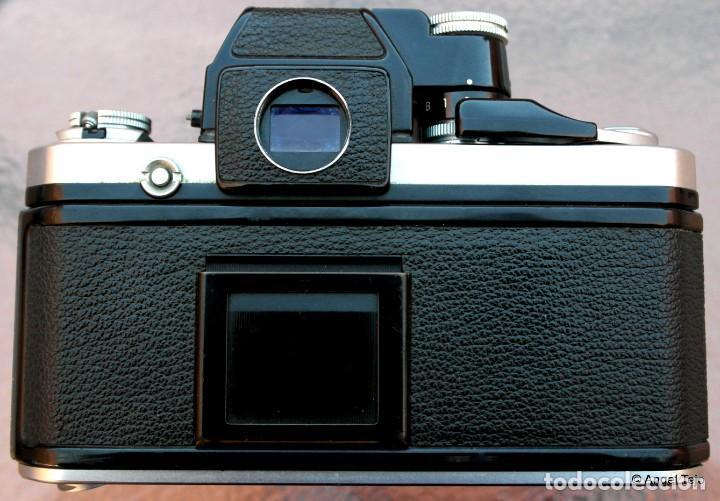 Cámara de fotos: NIKON F2 IMPECABLE con 50 F 1/2 - Foto 4 - 227966770