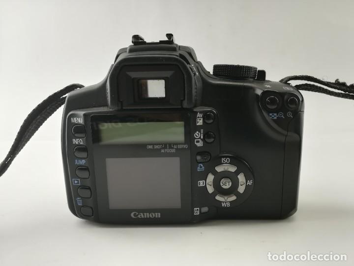 Cámara de fotos: CAMARA DIGITAL NIKON 350D PARA PIEZAS (no funciona) - Foto 3 - 228154835