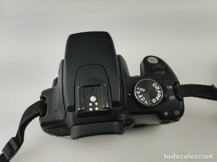 Cámara de fotos: CAMARA DIGITAL NIKON 350D PARA PIEZAS (no funciona) - Foto 4 - 228154835