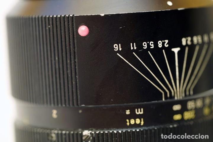 Cámara de fotos: OBJETIVO LEICA ELMARIT-R 180mm 2.8 - Foto 8 - 228187330