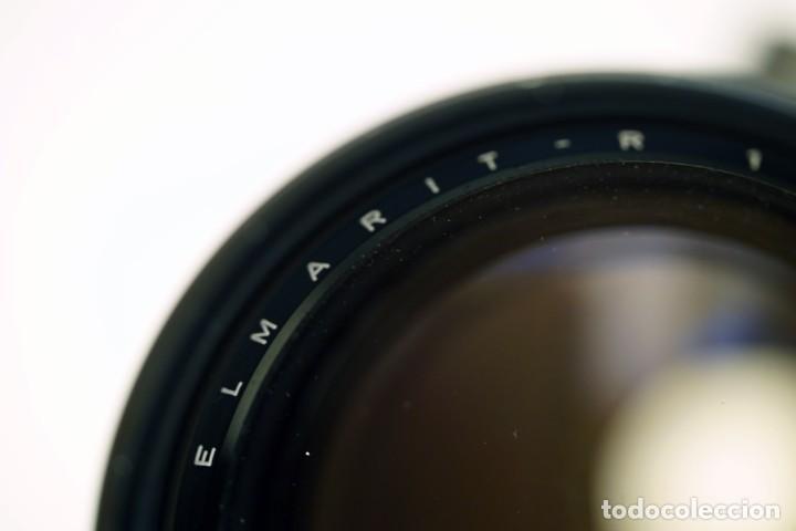 Cámara de fotos: OBJETIVO LEICA ELMARIT-R 180mm 2.8 - Foto 16 - 228187330